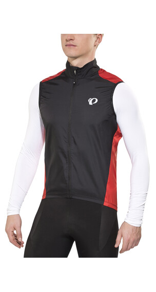 PEARL iZUMi ELITE Barrier Vest Men true red/black